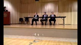 Part 3 of 4 ETXCA Attorney General Debate Tyler Texas