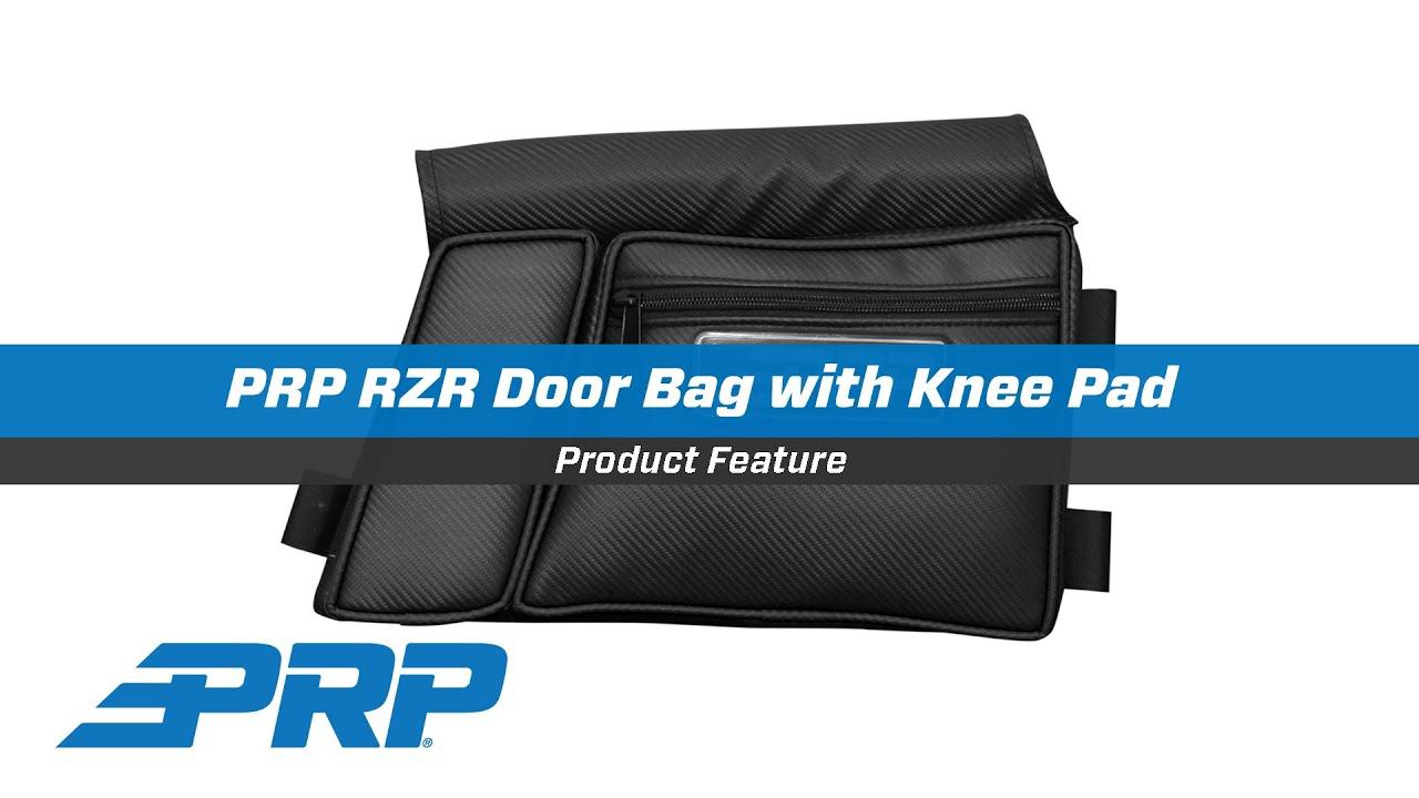 PRP Seats RZR Door Bag with Knee Pad & PRP Seats RZR Door Bag with Knee Pad - YouTube pezcame.com