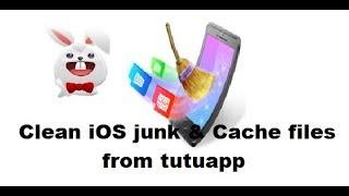 Как очистить файлы мусора и кеша от iPhone, iPad и iPod с помощью tutuapp