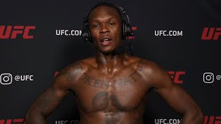 "UFC 259: Israel Adesanya - ""Dare To Be Great"" 