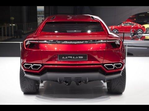 2018 Lamborghini Urus Review Interior Release Date