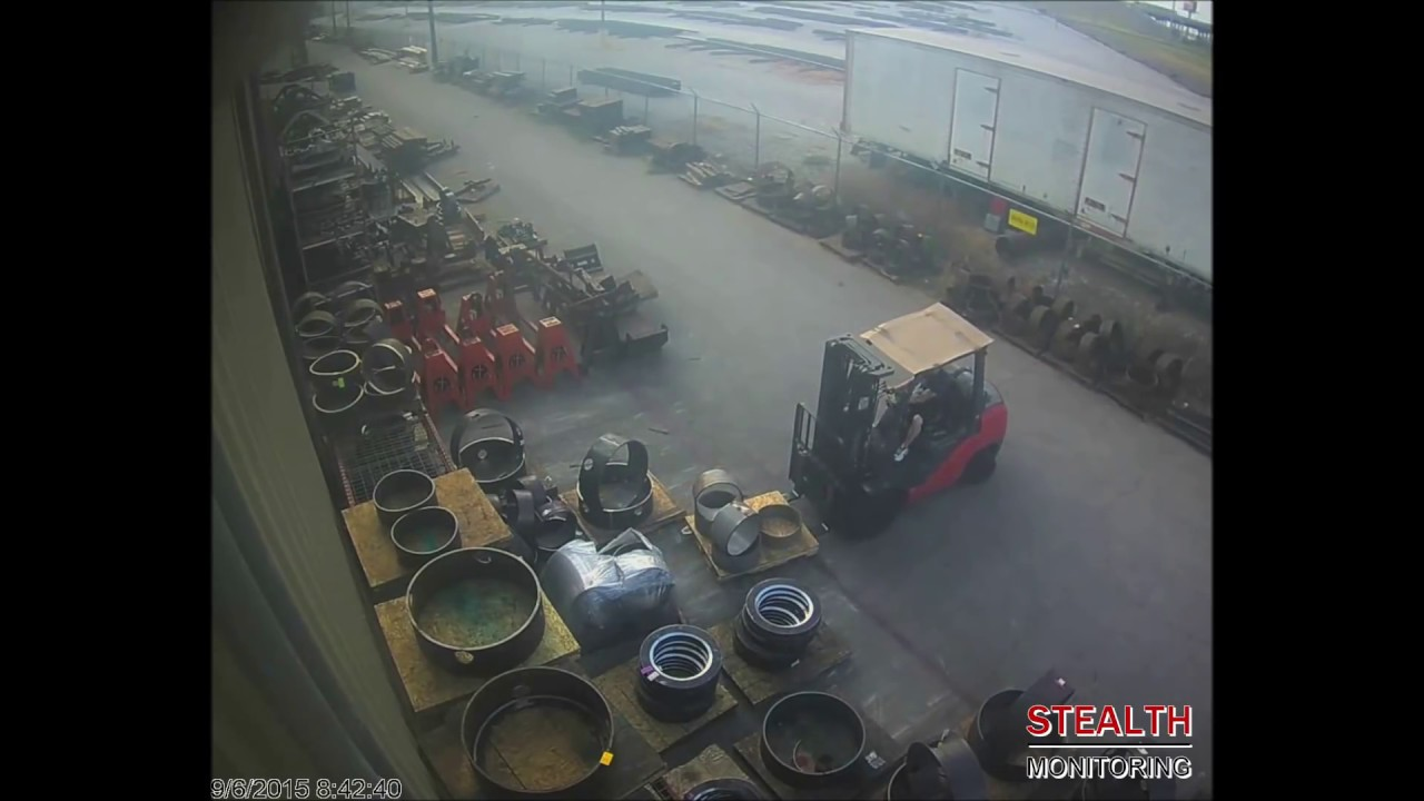 Fort Worth Police Arrest Industrial Parts Thief