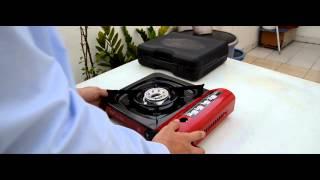 Kompor Portable Progas (UTAMA MEGA)