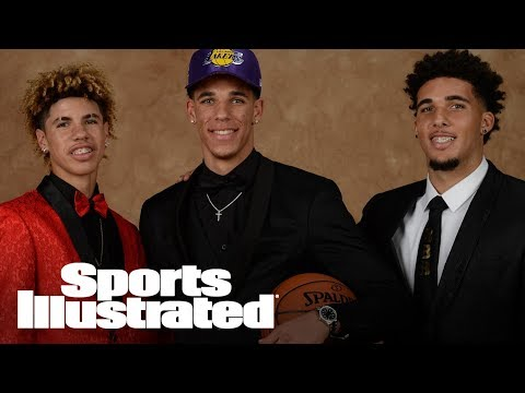 LaVar Ball: Sons LiAngelo and LaMelo Have Signed With Agent | SI Wire | Sports Illustrated