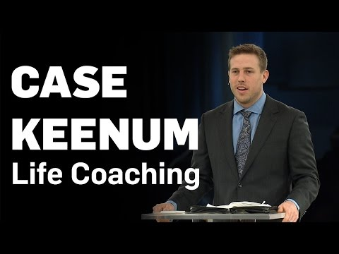 Case Keenum – Life Coaching