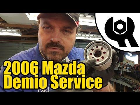 #1818 -  2006 Mazda Demio General Service