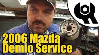 2006 Mazda Demio General Service #1818