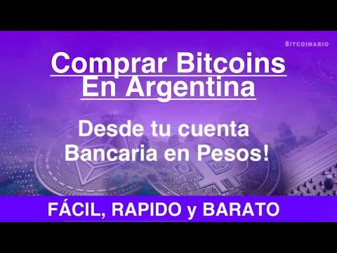 🚀 COMPRAR Bitcoins BTC AL MEJOR PRECIO SIEMPRE   Argentina (2020) ✅