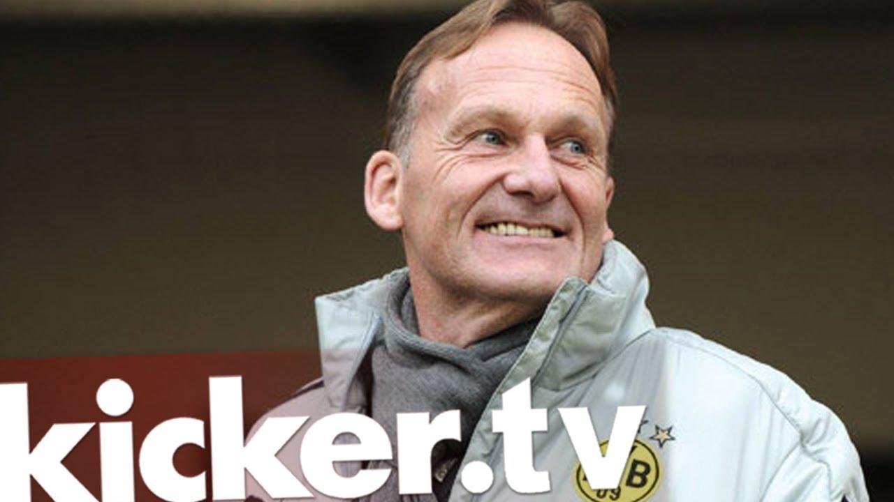 WATZKE UND DIE ZAHLEN - REKORDGEWINN FÜR BORUSSIA DORTMUND - KICKER TV
