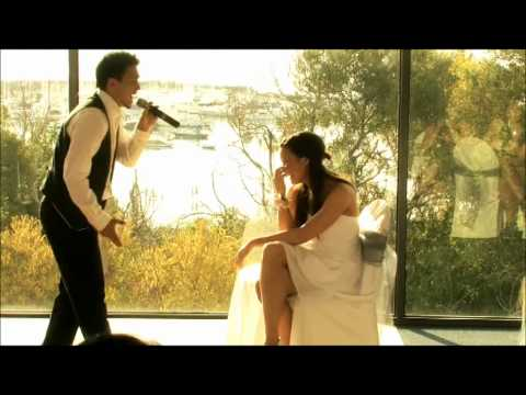 Jess & Aaron Edwards Wedding Song - 'With You'