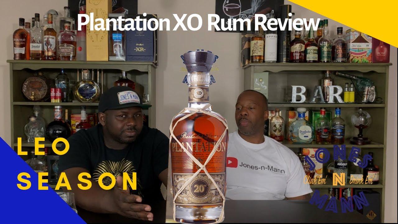 Plantation XO Rum Review - YouTube