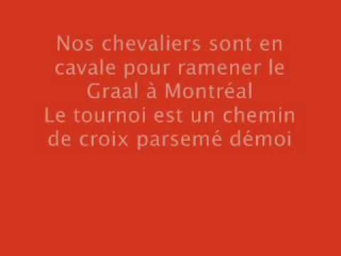 Loco Locass-Le but paroles(lyrics)