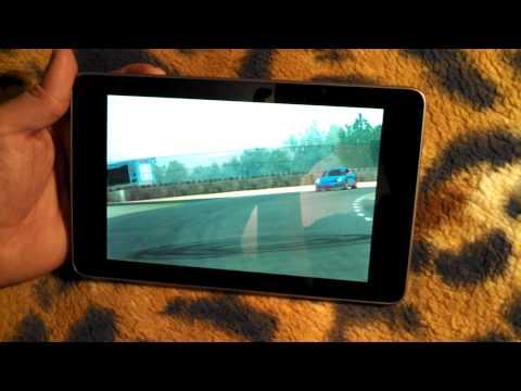 Обзор-опыт эксплуатации nexus 7 2012.