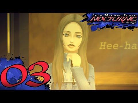 Shin Megami Tensei III: Nocturne  Part 3  Club Inferno
