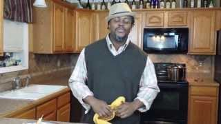 Cooking Brother Bennie's Chicken, Sausage, Seafood Gumbo With Jimmy L Anderson