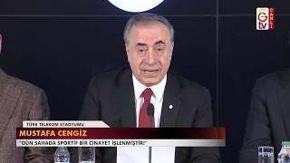 Başkanımız Mustafa Cengiz'den Önemli Açıklama
