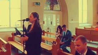 Heaven (Katie Hughes Wedding Singer) YouTube Thumbnail