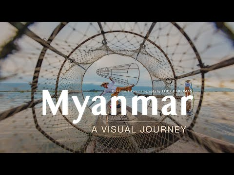 Myanmar // An Aerial Journey
