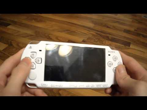 Review Sony Playstation portable 2000 PSP psp2000 slim