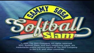 Sammy Sosa Softball Slam Intro