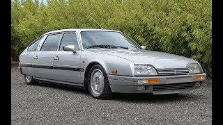 1986 Citroen CX25 - Cascadia Classic
