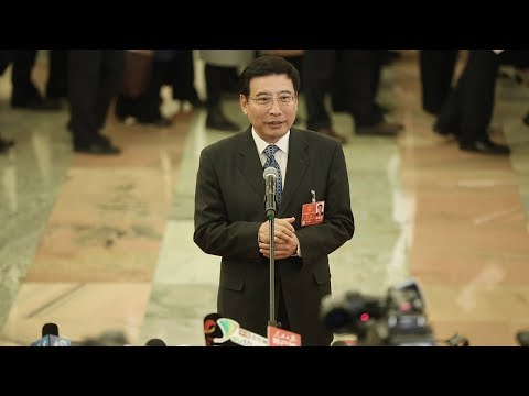 Senior Minister talks about China new-energy automobiles