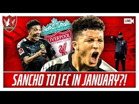 LIVERPOOL FAVOURITES TO SIGN SANCHO? | LFC Transfer News & Chat