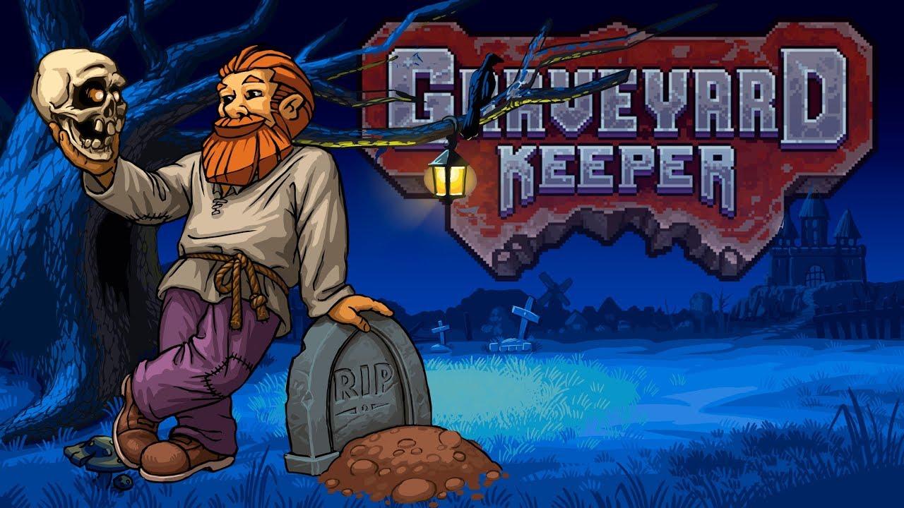 Картинки по запросу graveyard keeper обзор