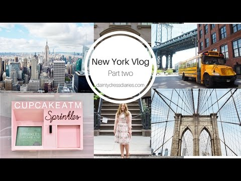 New York Vlog | Part Two