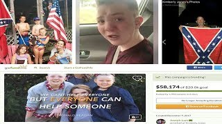 Bully Victim's Family turns out to be Racist scam artist Social media Reacts