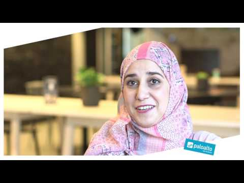 Working as a TAC Engineer at Palo Alto Networks - Tahani Khajil