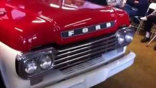 Ford Pick Up Truck - Classic Auto Auction - Toccoa, Ga