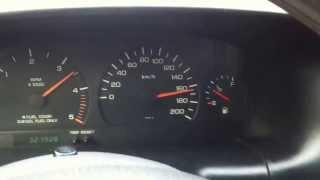 по бориспольскому шоссе(авто легко разгоняется до 180 км\ч, при этом его никуда не тянет по сторонам., 2013-11-05T06:01:36.000Z)