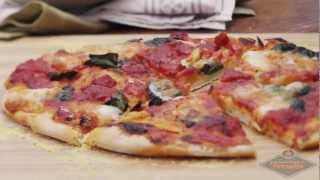 Authentic Wood Fired Perfect Easy Pizza Recipe using the Fornetto Wood Fired Oven & Smoker
