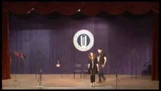 Okan Üniversitesi Tiyatro Topluluğu (Tiyatrokan) - Bir Erkek Bir Dişi
