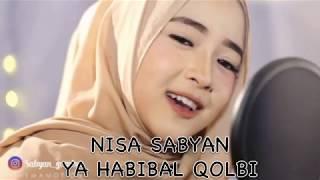 Gambar cover LIRIK YA HABIBAL QOLBI versi SABYAN
