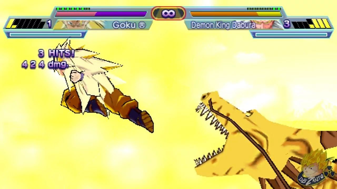 Game Ppsspp Dragon Ball Z Shin Budokai 2 Iso | Gameswalls org