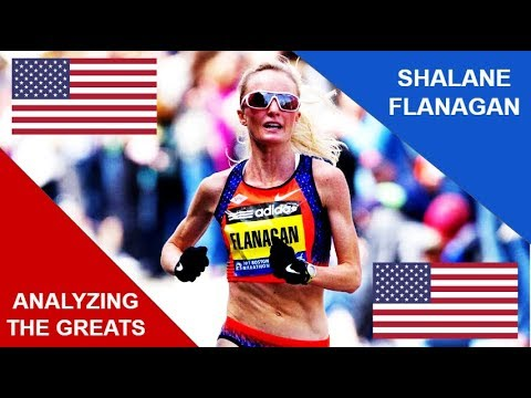 Download SHALANE FLANAGAN    ANALYZING THE GREATS    UNITED STATES