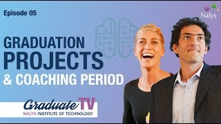 Graduation projects & coaching period | Graduate TV 05 | Nalys consulting