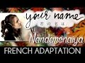 French Nandemonaiya Your Name Kimi No Na Wa Feat J Beugin mp3