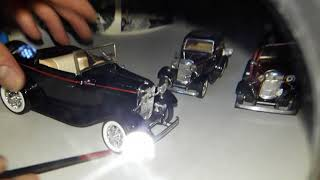 MY 3 1932 FORD CARS