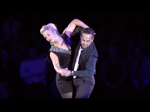 Dancing with the Stars  - Gizzy Style, Hayley Holt and Jonny Williams.