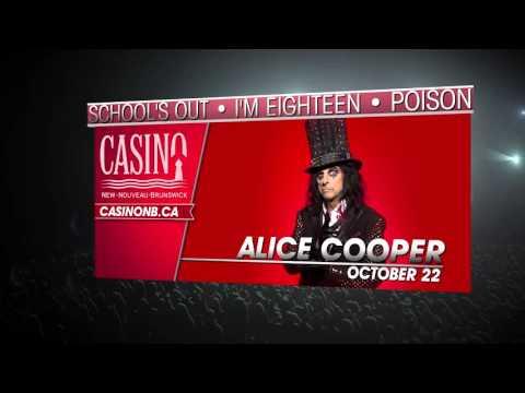 Casino new brunswick upcoming events