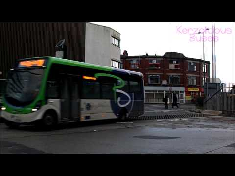 Preston Bus Buses - 7th December 2012 - Bus Station