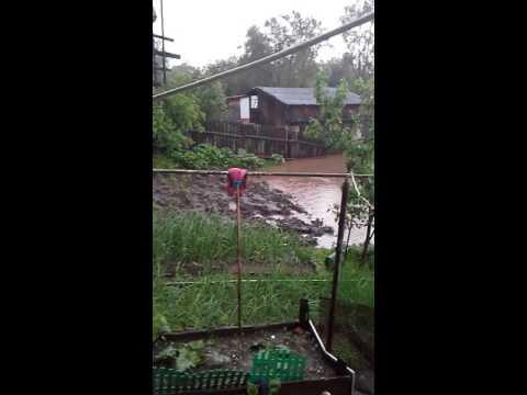 Наводнение г. Меленки 29.05.2016 г.
