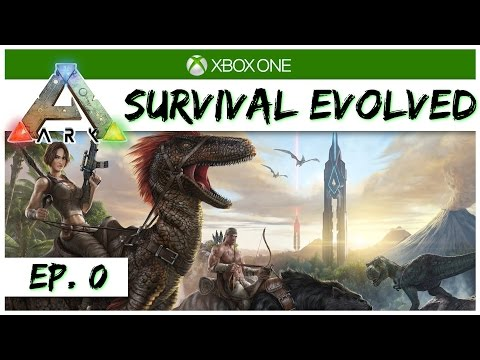 Ark Survival Evolved - Single Player Server Settings! - Xbox One - Tutorial
