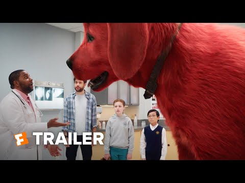 Clifford the Big Red Dog Trailer #1 (2021) | Movieclips Trailers