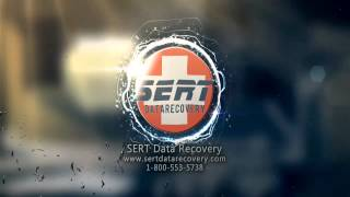 SERT Recovers Data From Burning Car | WD Laptop Hard Drive Recovery