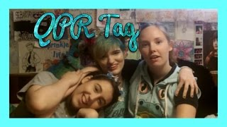 doing milo stewart s qpr tag ft josee and quinn