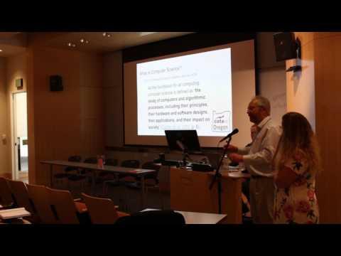 Jim Hook: Educator Perspectives on CS Education in Oregon